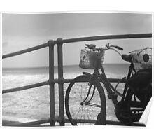 bike hythe Poster