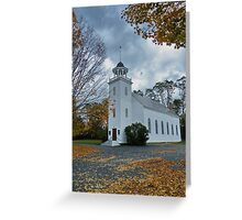 Somewhere in Washington, New Hampshire,  Greeting Card