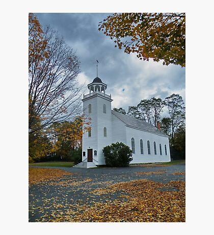 Somewhere in Washington, New Hampshire,  Photographic Print