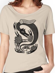 And the dragon Women's Relaxed Fit T-Shirt