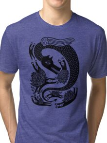 And the dragon Tri-blend T-Shirt
