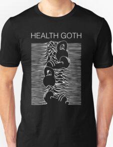 Health Goth - Unknown Pleasures Unisex T-Shirt