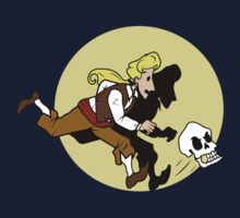 The Adventures of Guybrush Kids Tee
