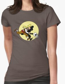 The Adventures of Guybrush Womens Fitted T-Shirt