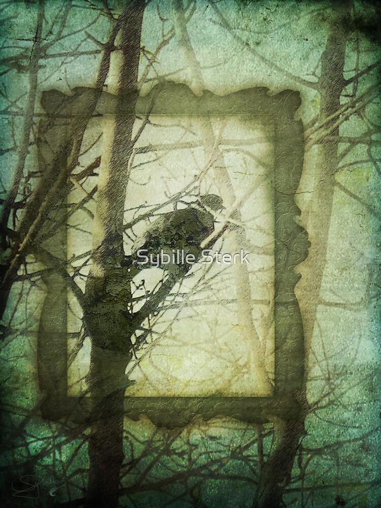 Bird in a Tree by Sybille Sterk