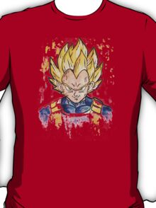 Epic Vegeta iphone cases, Tshirts + more! Jonny2may T-Shirt