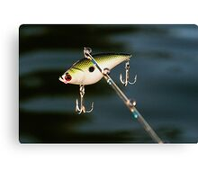 lipless crankbait Canvas Print