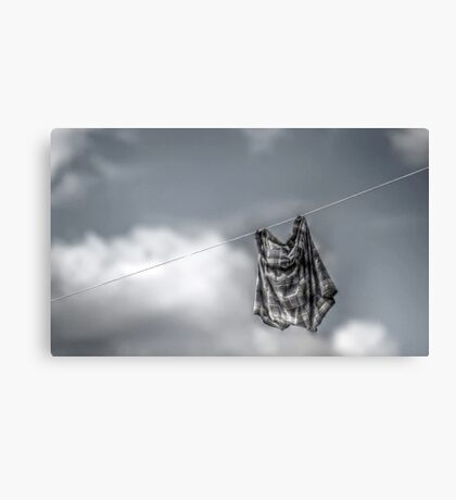 Hangin Out Canvas Print
