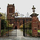 St. Mary's Church, Village of Eccleston, Nr. Chester UK by AnnDixon