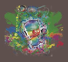 Epic Moogle Streetart Tshirts + More ' Final Fantasy ' Jonny2may Kids Clothes