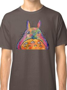 Cute Colorful Totoro! Tshirts + more! Jonny2may Classic T-Shirt