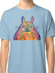 Cute Colorful Totoro! Tshirts + more! Jonny2may Classic T-Shirt