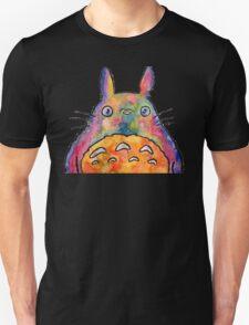 Cute Colorful Totoro! Tshirts + more! Jonny2may Unisex T-Shirt