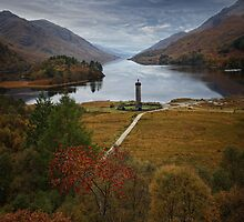 Glenfinnan by Martina Cross