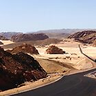 The endless agathe of Sinai by IrinaKulk