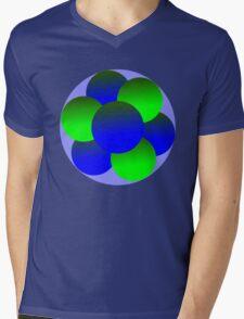 Egg of Life Mens V-Neck T-Shirt