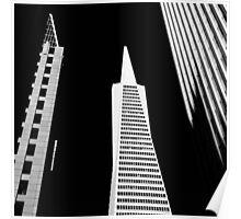 The Needle, San Francisco Poster