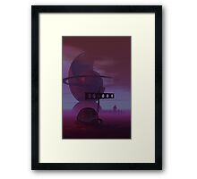 The Lost Robot Makers Framed Print