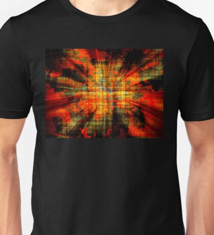 Volcanic.............................Most Products Unisex T-Shirt