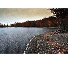 New York's Salmon river reservoir  IV Photographic Print