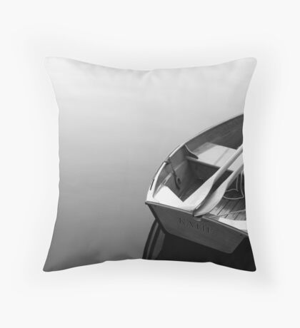 Lonely Katie Throw Pillow