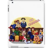 Oh Canada iPad Case/Skin