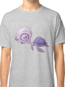 Sea Turtle - No Background Classic T-Shirt