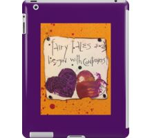 Fairy Tales iPad Case/Skin