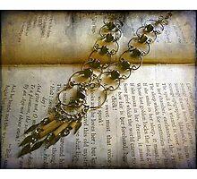 Handmade Necklace Photographic Print