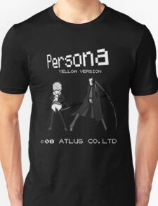 Persona Yellow Version T-Shirt