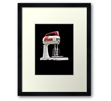 The Ghost of Christmas past!!! t-shirt Framed Print