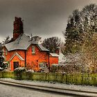 Cottage - Harlestone Firs by SimplyScene