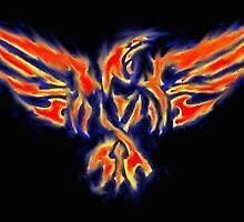 Gimp Eagle by BernardsFist