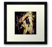 Native American  Framed Print