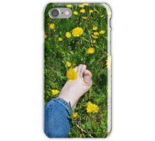 Bare Footing iPhone Case/Skin