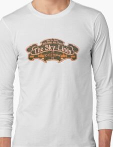 BioShock Infinite – The Sky-Lines of Columbia Sign Long Sleeve T-Shirt