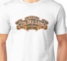 BioShock Infinite – The Sky-Lines of Columbia Sign Unisex T-Shirt