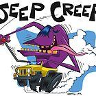 Jeep Creep by CoghillCartoon