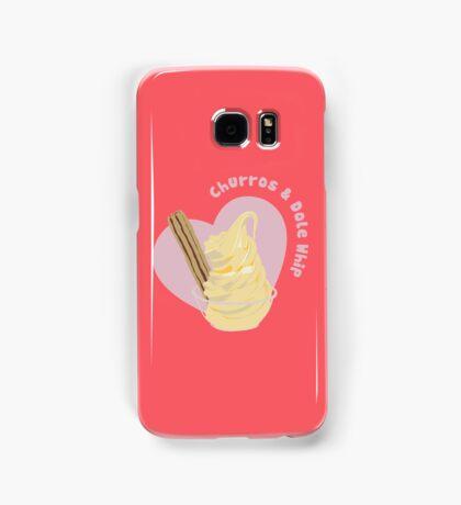 Churros and Dole Whip Samsung Galaxy Case/Skin
