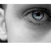 Blue Eye 2.0 Photographic Print
