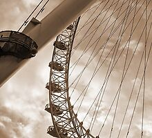 London Eye by Nicholas Richardson