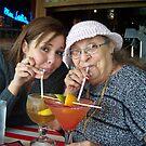 Boogy And Grandma by NancyC