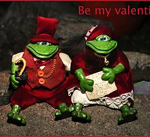 Be my Valentine by MaluC