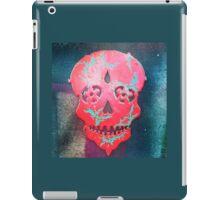 Paint Peel Skull  iPad Case/Skin