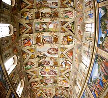 Sistine Chapel by mateo