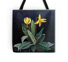 """Trout Lily""   Tote Bag"