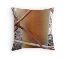 A Pipe in Prison Throw Pillow