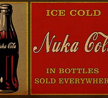 Nuka Cola Sign by melissarenee27