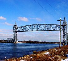 Railroad Bridge by Tricia Stucenski