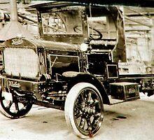 1915 Kleiber Truck by Edward Henzi